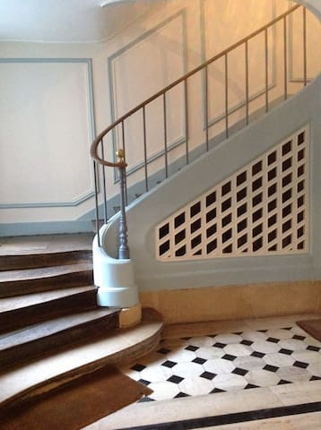 Versailles: studio au pied du chateau