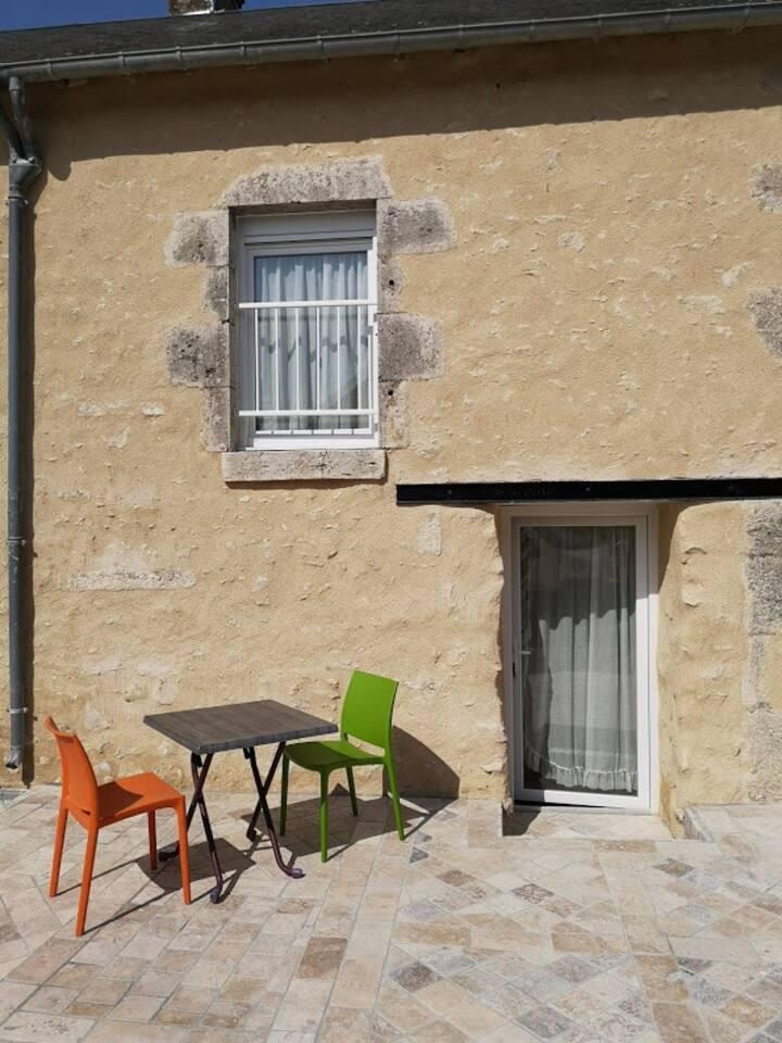 Maison au cœur des châteaux de la Loire