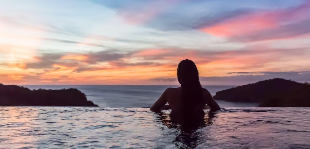 San Juan del Sur, NI, Luxury home with ocean viewx