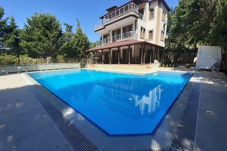 Gazalina Villa