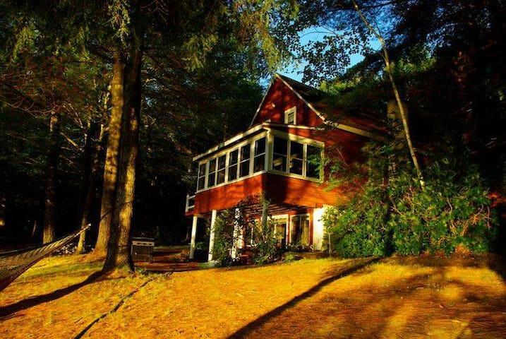 Private Cabin on Long Lake + Lake Access**
