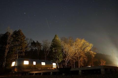 一日一組限定 プライベートキャンプ場響きの森 (車で10分で温泉・薪ストーブ・夜景・BBQ・焚き火)