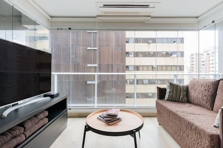 Your Studio in Sao Paulo, Fully Equipped and Close to Subway
