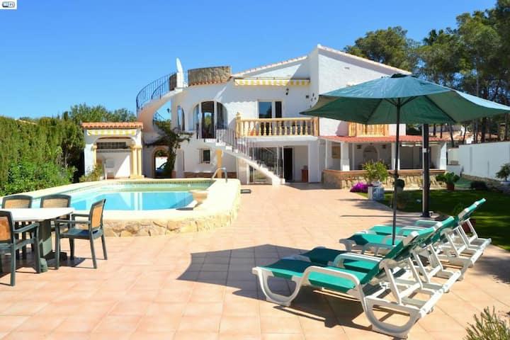 Casa Sanda - Idyllic private Spanish villa