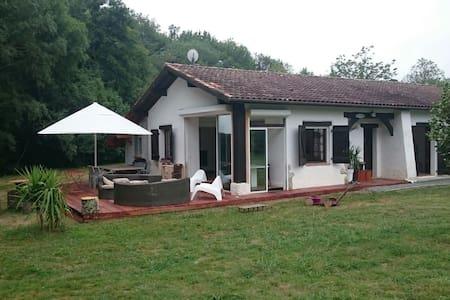 Maison de charme en pleine nature - Ossès, Aquitaine-Limousin-Poitou-Charentes, FR