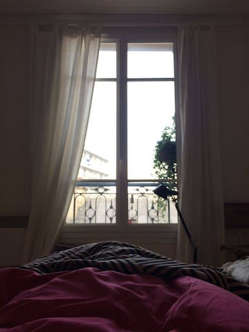 The view when you wake up