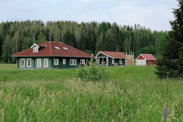 Vakantievilla Värmland, Zweden