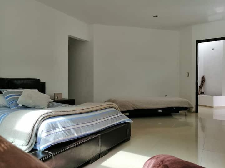 Habitación en Hostal de Lujo en Tlaxcala (C2)