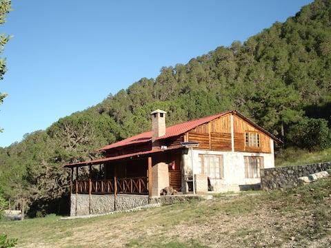 Cabaña en Arteaga, Coahuila Real de la Sierra