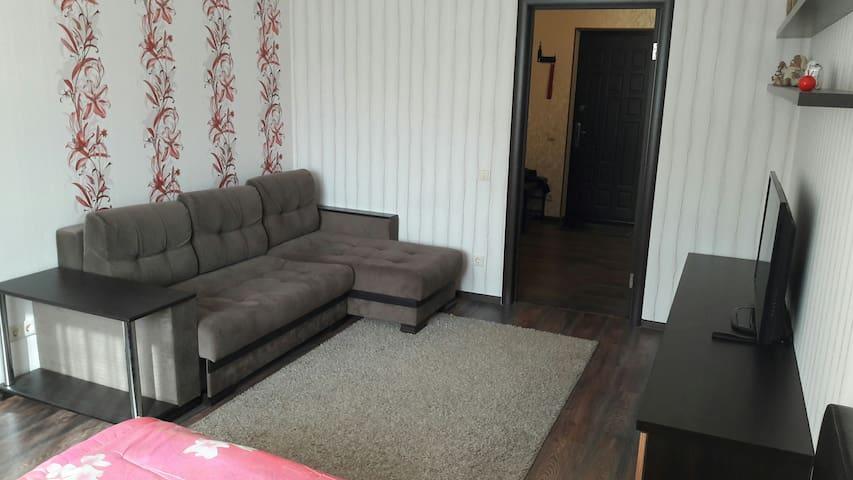 Однокомнатная квартира в центре - Navapolack