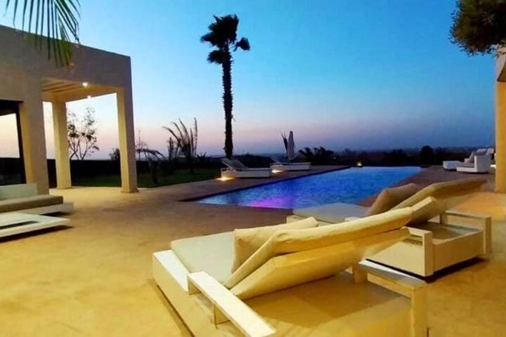 Villa moderne marrakech