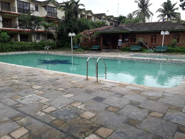 2BHK apartment at Calangute Goa