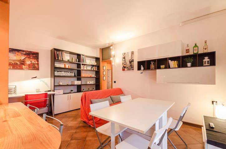 Hp House, garage e parcheggio privato, wifi