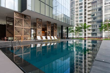 Peck Seah Loft Apt NINE @ Tanjong Pagar . - Singapura
