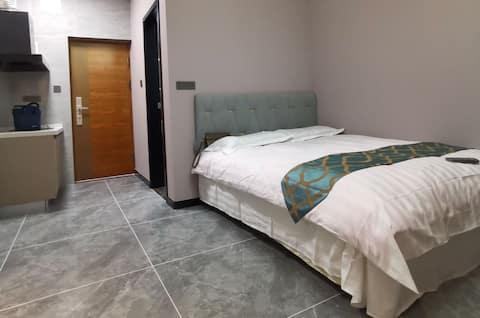 浙商国际酒店式公寓大床房