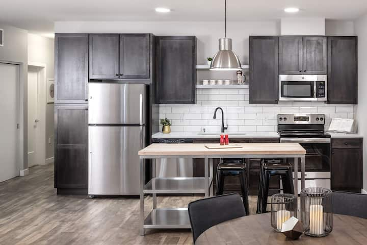 A place to call home | 1BR in Minneapolis