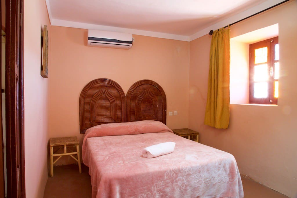 Nice Room In Front Of The Kasbah Auberge Ksar Nature