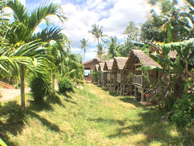 Palaboy Beach Resort - Native Room #5