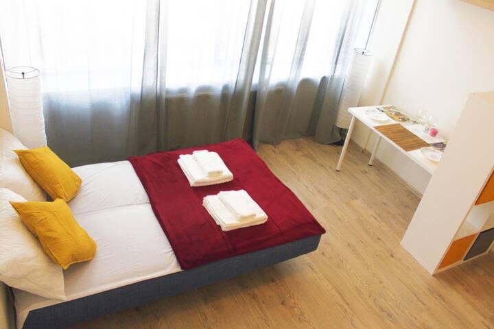 Апартамент Постель и Завтрак