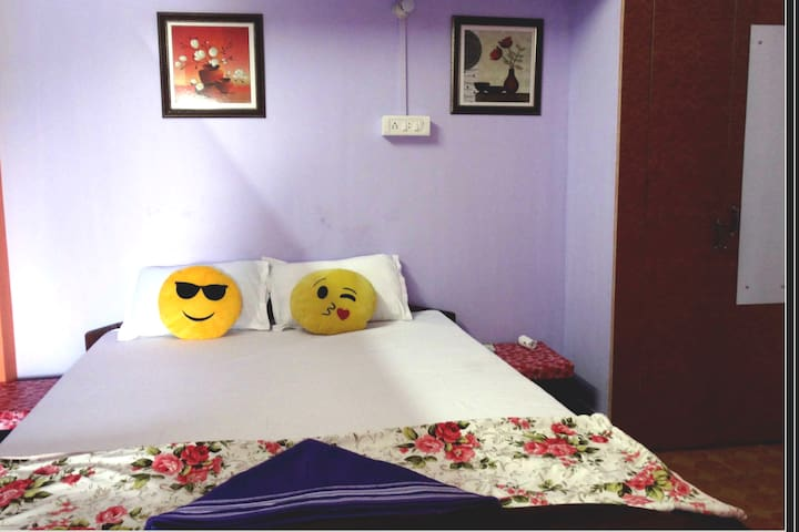 Budget AC Room near Port Blair Airport Lagoonshade