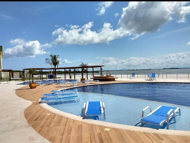 Apartamento Pé na areia 2, Lagoa Arraial do Cabo.