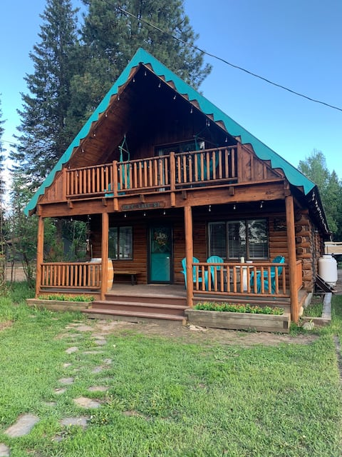 Remodeled Downtown McCall Cabin w/AC, PetFriendly