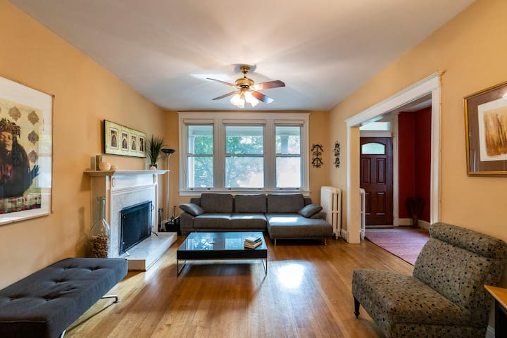 Lovely Foxhall Rd NW Family Home