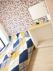 交通便利、駅前 旅家 #701 - 大阪市 - Lägenhet