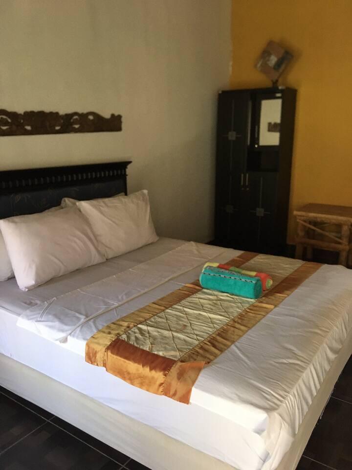 Comfortable room in a quite place in Uluwatu