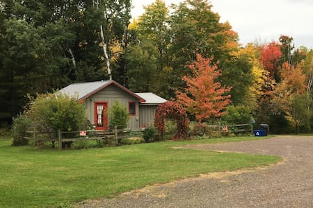 The Cottage at Brule River Barn