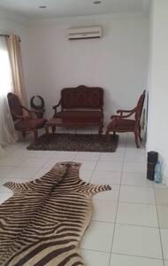Duplex meublé très haut cadres