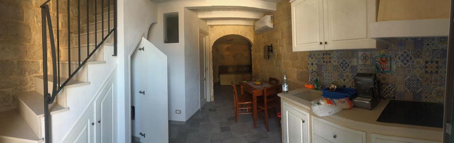 La grotta di nonna minicchia