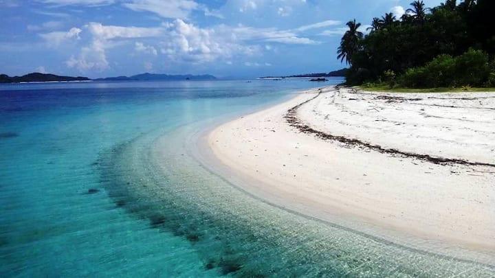 Tapik Beach - Island Camping Experience