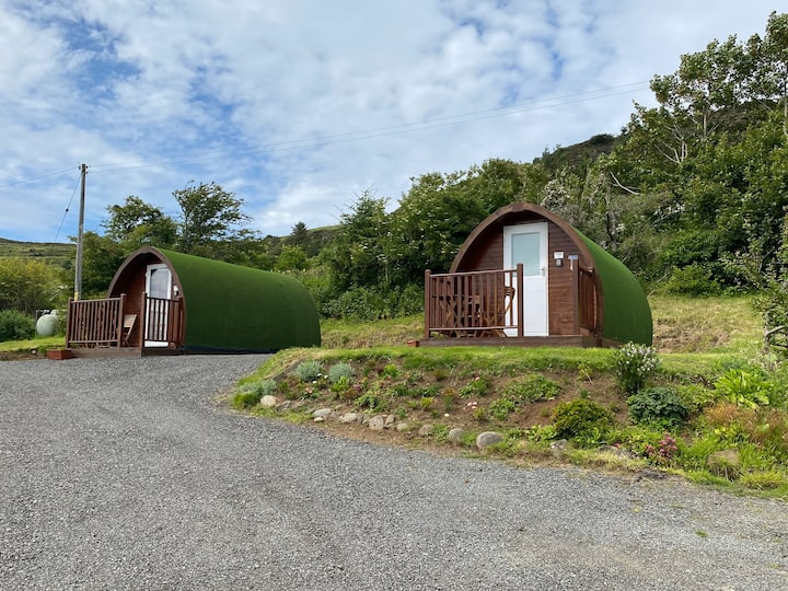 Skye holiday pods (Pod 2) ⭐️Open from 3rd July
