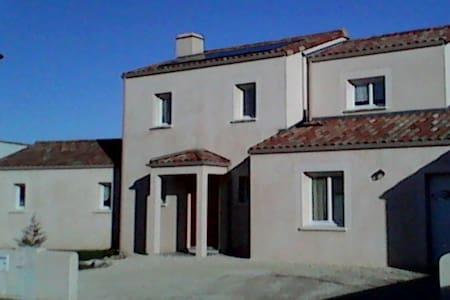 Villa 5mn des plages Sables d'Olonne - Olonne-sur-Mer - 独立屋
