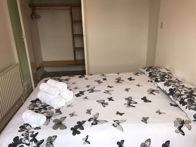 New refurbished double room#4