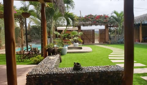 """""""Los Juanes Rustic House"""" Beautiful House with Pool!"""