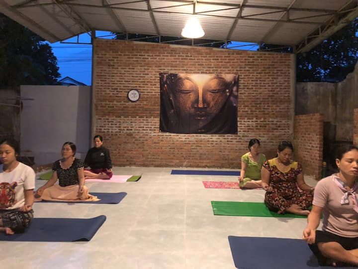Yoga gueshouse - friendly happy peaceful quiet