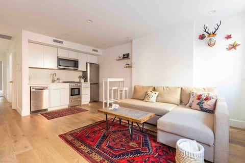Brand New Modern Chic in the heart of Williamsburg