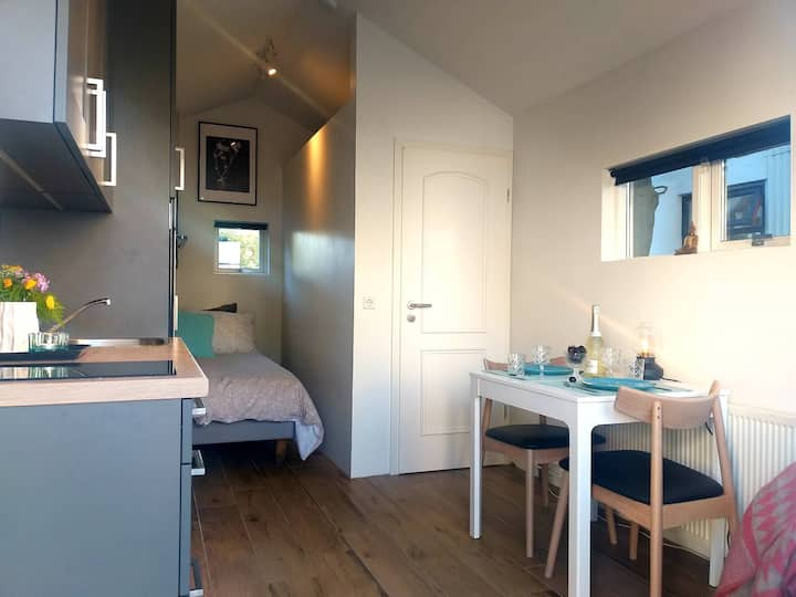 A newly renovated studio/house downtown Reykjavik
