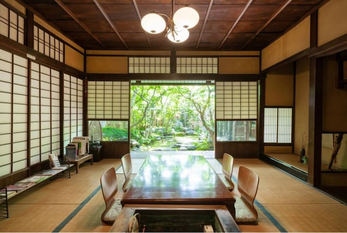 [Free Self-Service Breakfast]Traditional Guesthouse  KOIYA[2nd floor Twin room]