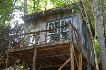 The Tree House at Healing Springs - Crumpler - Ağaç Ev
