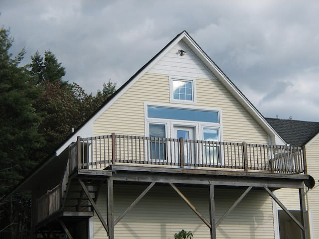 Waterford VT Chalet - Wonderful views & location! - Waterford - Apartment
