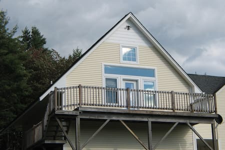 Waterford VT Chalet - Wonderful views & location! - Waterford - Huoneisto