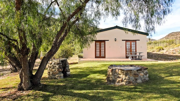 Steenbok Self Catering Cottage - Klein Karoo - R62