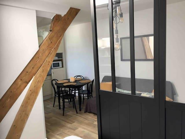 Wim'stud - Appartement sur la digue de Wimereux