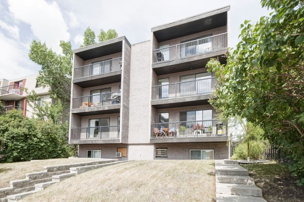 Pls Read Summary Awesome 1 Bedroom Condo Flats For Rent In Calgary Alberta Canada