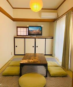 浜名湖・舘山寺観光にぴったりなゲストハウス