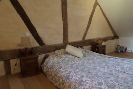 Entre ville et campagne - Cuisery - Bed & Breakfast
