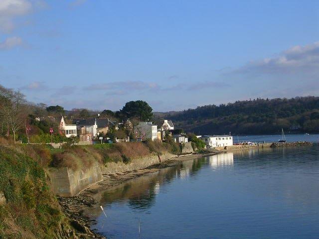 Chambre / villa bord de mer - Le Relecq-Kerhuon